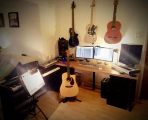 Teaching & Studio Area